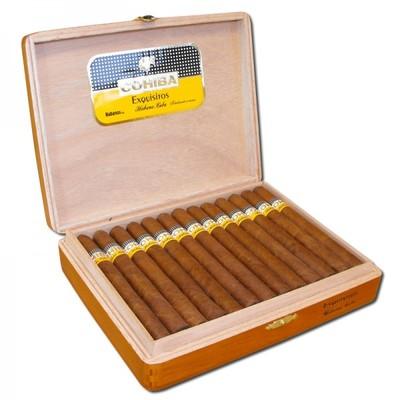 Сигары  Cohiba Exquisitos вид 1