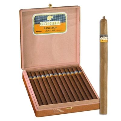 Сигары  Cohiba Lanceros вид 1