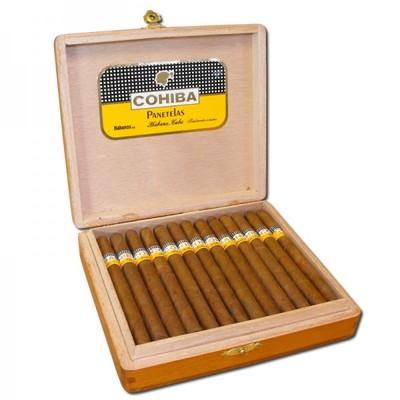 Сигары  Cohiba Panetelas вид 1