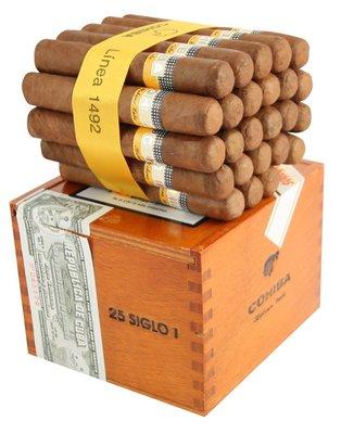Сигары  Cohiba Siglo I вид 1