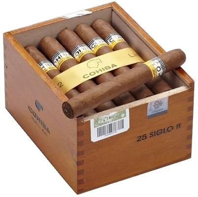 Сигары  Cohiba Siglo II вид 1