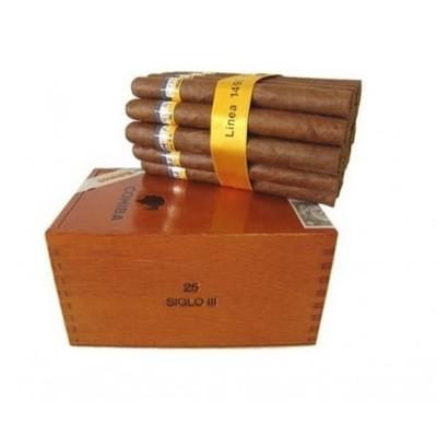 Сигары  Cohiba Siglo III вид 1