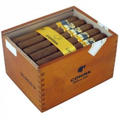Сигары  Cohiba Siglo IV вид 1
