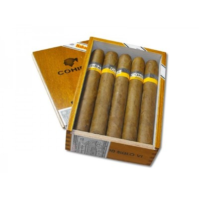 Сигары  Cohiba Siglo VI вид 1