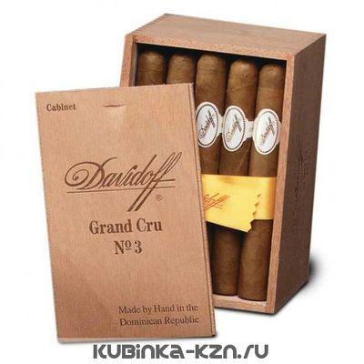 Сигары Davidoff Grand Cru No. 3 вид 1