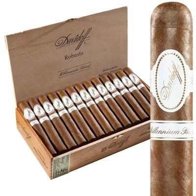 Сигары Davidoff Millennium Blend Robusto вид 1