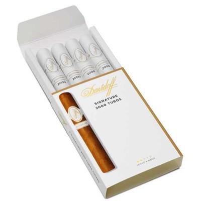 Сигары Davidoff Signature 2000 Tubos вид 1