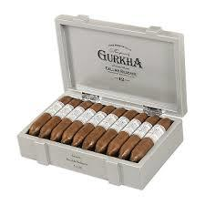 Сигары Gurkha Cellar Reserve Aged 12 Years Platinum Double Robusto вид 1