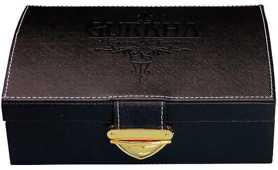 Сигары Gurkha Royal Challenge Robusto Maduro вид 2