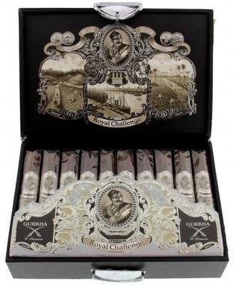 Сигары Gurkha Royal Challenge Robusto Maduro вид 1