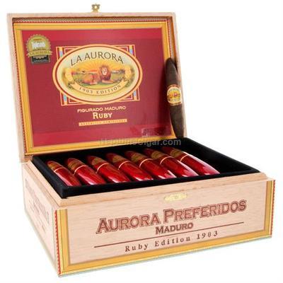 Сигары  La Aurora 1903 Preferidos Ruby вид 1
