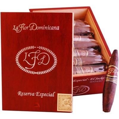 Сигары  La Flor Dominicana Reserva Especial El Jocko Maduro No 1 вид 1