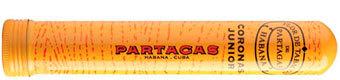 Сигары  Partagas Coronas Junior Tubos вид 1