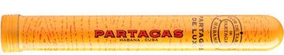 Сигары  Partagas De Luxe Tubos вид 1