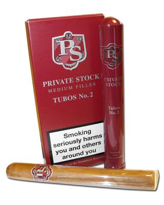 Сигары Private Stock Medium Filler No. 2 Tubos вид 1