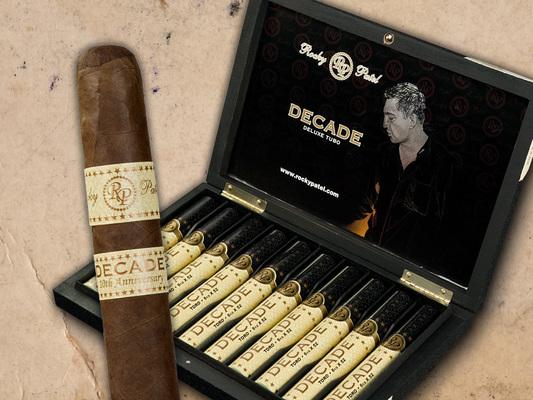 Сигары  Rocky Patel Decade Toro Tubos вид 1