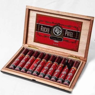 Сигары  Rocky Patel Vintage 1990 Deluxe Toro Tubos вид 1