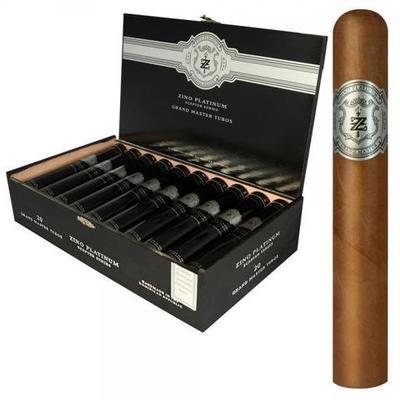 Сигары Zino Platinum Grand Master Tubos вид 1