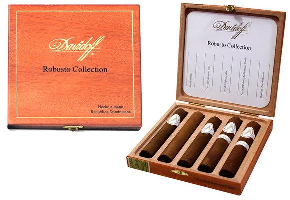 Набор сигар Davidoff Robusto Collection вид 1