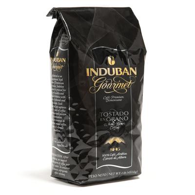 Доминиканский Кофе в Зернах Santo Domingo Induban 454 гр. вид 2