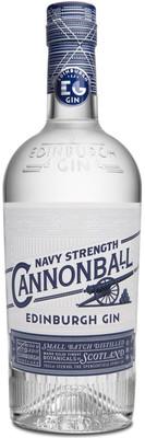Джин Edinburgh Gin Cannonball Navy Strength, 0.7 л. вид 1