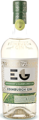 Джин Edinburgh Gin Gooseberry & Elderflower Gin, 0.7 л. вид 1