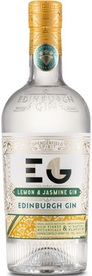Джин Edinburgh Gin Lemon & Jasmine Gin, 0.7 л. вид 1