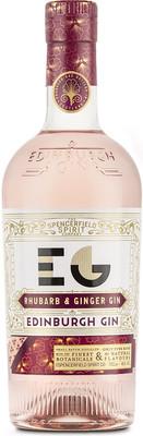 Джин Edinburgh Gin Rhubarb & Ginger Gin, 0.7 л. вид 1