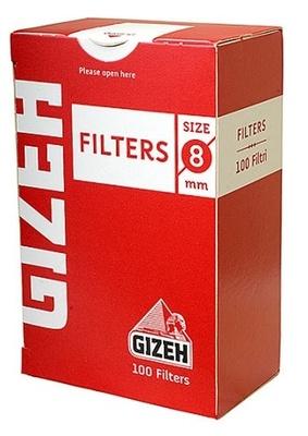 Фильтры для самокруток Gizeh Standard вид 1