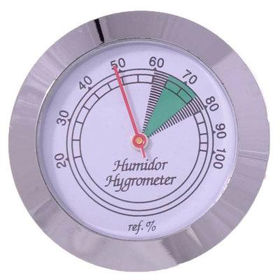 Гигрометр Аналоговый Silver 605s 43 мм вид 1
