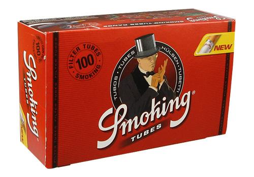 Гильзы для самокруток Smoking 100 шт вид 2