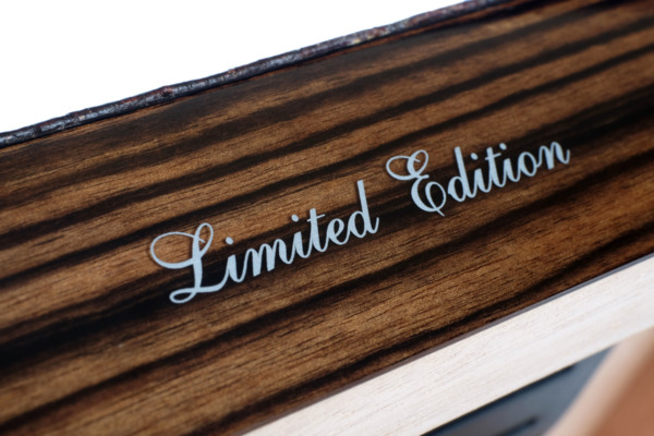 Хьюмидор Gentili Limited Edition на 40 сигар SV40-LE-Croco-dark вид 4