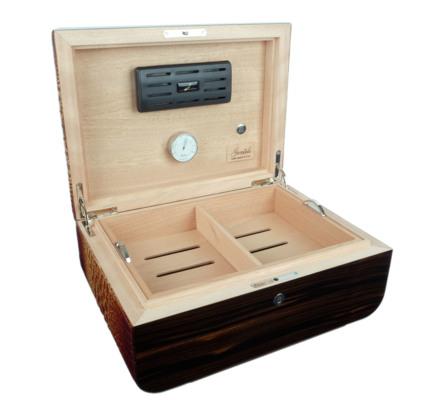 Хьюмидор Gentili Limited Edition на 75 сигар SV75-Croco-light вид 2