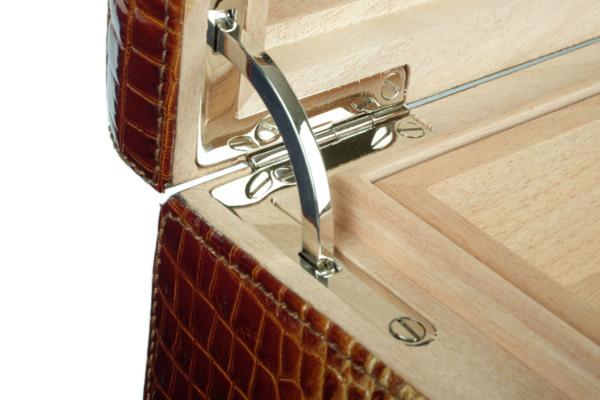 Хьюмидор Gentili Limited Edition на 75 сигар SV75-Croco-light вид 6
