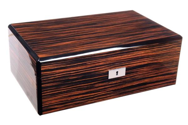 Хьюмидор Howard Miller на 60 сигар 810-038 Эбеновое Дерево вид 1