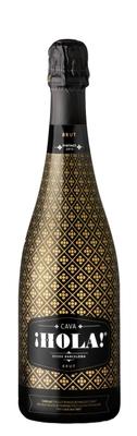Игристое вино Hola Brut, 0,75 л. вид 1