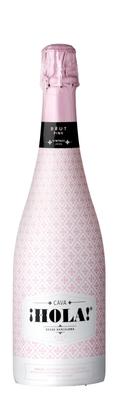 Игристое вино Hola Brut Pink, 0,75 л. вид 1