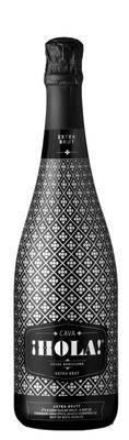Игристое вино Hola Extra Brut, 0,75 л. вид 1