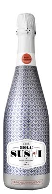 Игристое вино Hola Sushi Brut, 0,75 л. вид 1