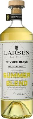 Коньяк Larsen Summer Blend Eau-de-vie , 0,7 л. вид 1