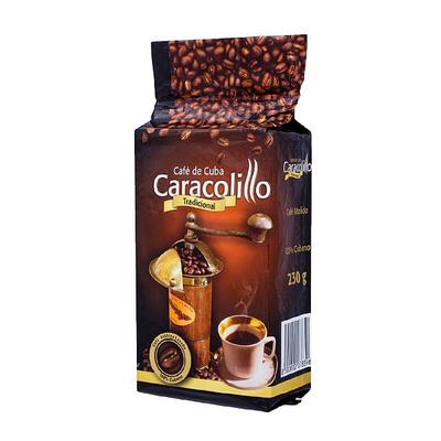 Кубинский Кофе Caracolillo Молотый 230гр вид 2