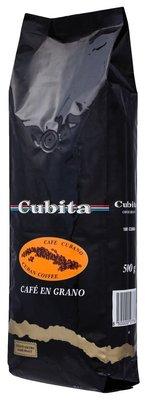Кубинский Кофе Cubita в зёрнах 500гр вид 2