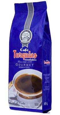 Кубинский Кофе Turquino в зёрнах 500гр вид 2