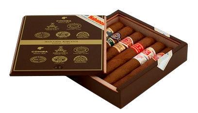 Набор сигар Combinaciones Seleccion Robustos вид 2