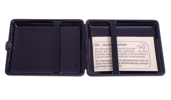 Портсигар Stoll C08-1 Пробка на 18 сигарет вид 2