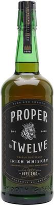 Виски Proper No. Twelve Irish Whiskey, 0,7 л. вид 1