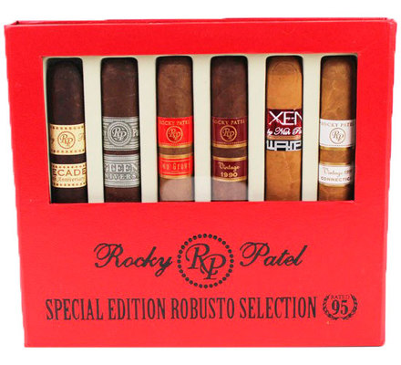 Набор сигар Rocky Patel Special Edition Robusto Sampler вид 1