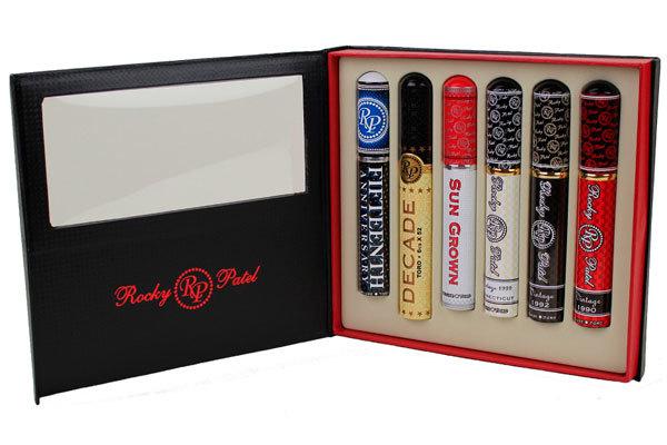Набор сигар Rocky Patel Toro Tubos Sampler вид 2