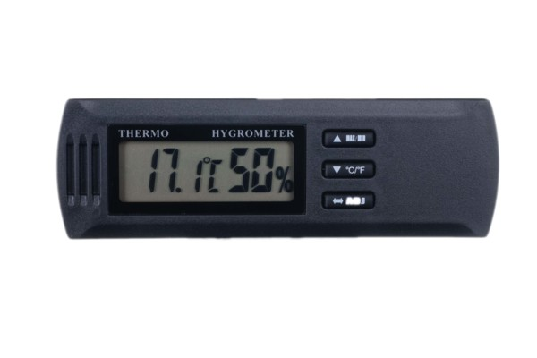 Термо-Гигрометр Passatore  Цифровой Плоский 596-501 вид 2
