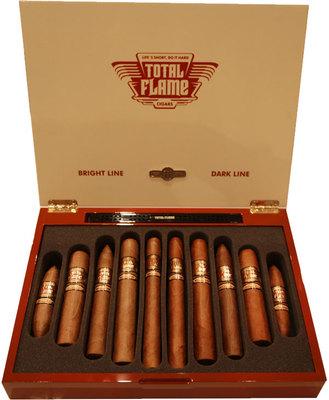 Набор сигар Total Flame Gift Sampler вид 2